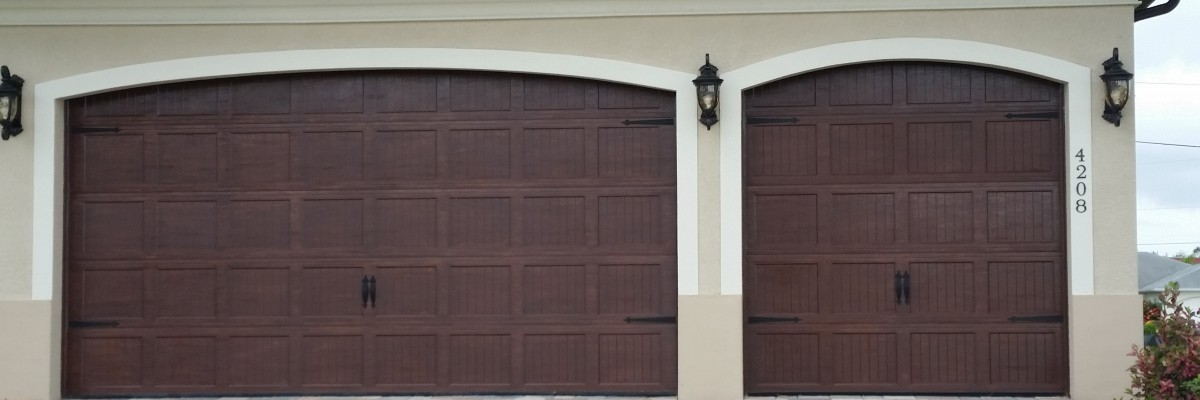 Garage doors by roy north inc for 10 x 8 garage door price